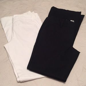 Mossimo supply flare pants sz 6
